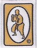 Gold Squats Badge