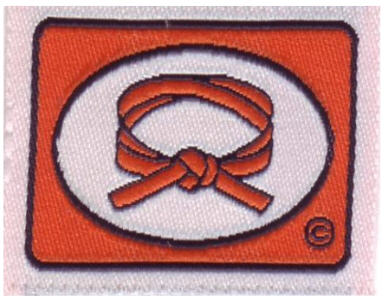 Orange Belt Badge