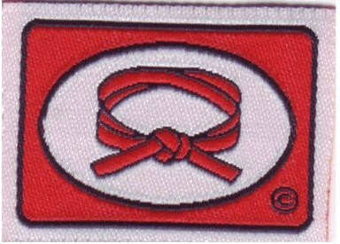 Red Belt Badge