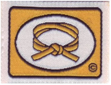 Yellow Belt Badge