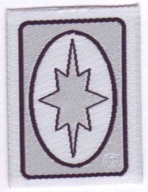 Silver Star Badge