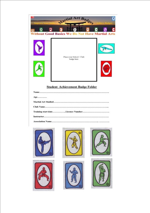 Special Offer Badges and Folders Pack